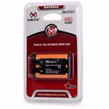 Bateria Mox Mo-p107 Para Telefone Sem Fio Panasonic Hhr-p107