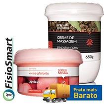Creme Pimenta Negra + Esfoliante Forte 300g D