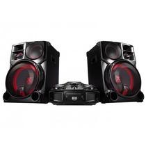 Mini System Lg 1 Cd 4100w Rms Mp3 Usb - Cm9960