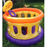 Juego Inflable Little Tikes Slam Tonk