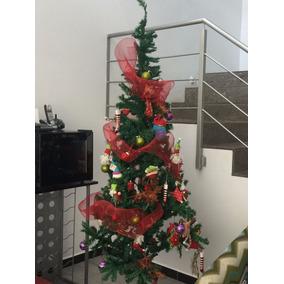 Arbol De Navidad Oferta...!!! 2.1 Metros De Altura