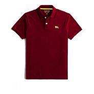 Envio Imediato Em 24 Hs.  Camisa Polo Masculino Vinho H