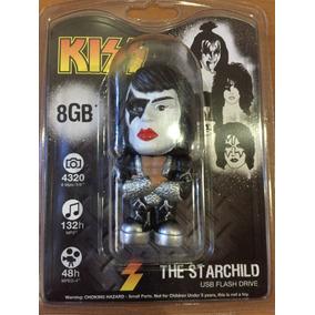 Pen Drive 8gb Kiss - Paul Starchild