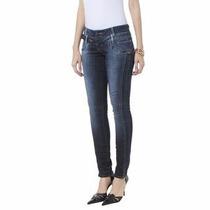 Calça Vakko Jeans Cigarrete Skinny Azul Escuro Black Friday