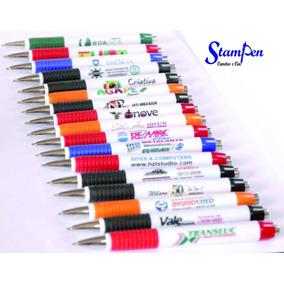 Canetas Personalizadas Coloridas Melhor Preço R$1,09 Unidade