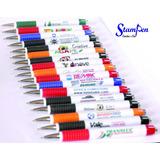 Canetas Personalizadas Coloridas Melhor Preço R$1,00 Unidade