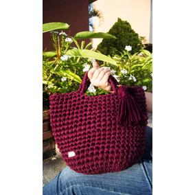 Cartera Tejida, Bolsos Crochet
