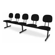 Longarinas E Cadeiras Para Igrejas - 5 Lugares - Fabricante