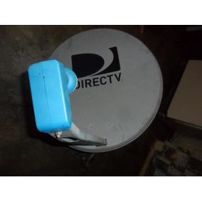 Antena Satelital Directv Usada En Excelente Estado Zona Sur