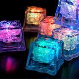 Hielo Con Luces Led