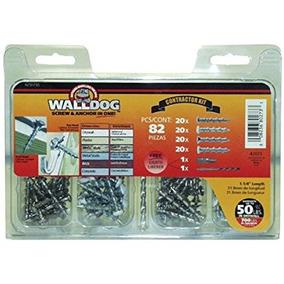 El Grupo Hillman 42073 Walldog Contratista Kit