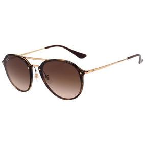 Ray Ban Double Bridge 4292 - Óculos De Sol no Mercado Livre Brasil b4d8e1aa25