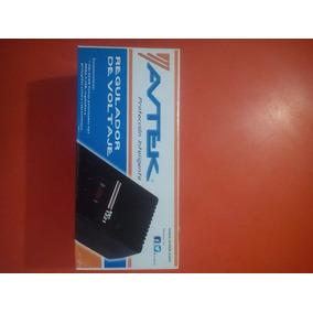 Regulador De Voltaje Avtek R8t-1221