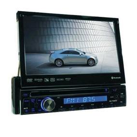 Dvd Automotivo Rs-7755 Retratil Tv Usb - 7 Alta Qualidade