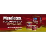 Tinta Acril Met; Premium Fosco Super Lav. Rosa Soft Gl 3,600