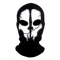 Mascara Pasamontañas Calavera De Call Of Duty Ghost