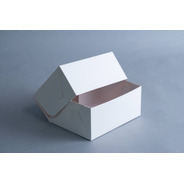 Caja Multiuso Mediana 20x15x9 Cm (x100u) Porciones Lunch 019