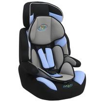 Cadeira Para Auto Baby Style 9 A 36kg Cometa Azul E Cinza