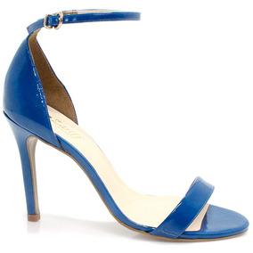 Sandália Zariff Shoes Festa Verniz   Zariff