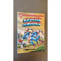 Biblioteca Marvel Excelsior Capitan America 11