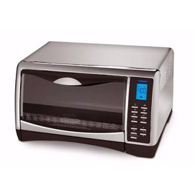 Horno Electrico Black And Decker Cto4551kt Digital 25l