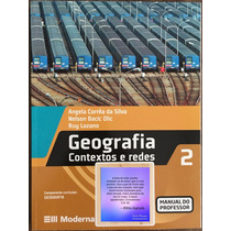 Livro Geografia 2 Contextos E Redes - Manual Do Professor.