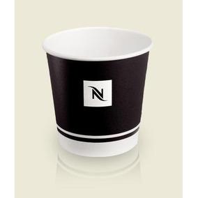 Nespresso Espresso Vasos Desechables De Papel (100ml) - 50
