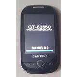 Celular Samsung Corby Gt-s3650 Novo ! Veja Observações !