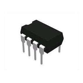 Tl072 Amplificador Operacional Tl072ip Dip8 Itytarg
