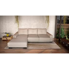 Sofa De Couro 3 Lugares | Vigo 2,83m