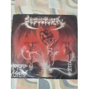 Sepultura Morbid Visions Lp