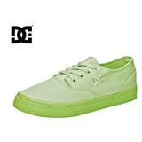 Tenis Dc Shoes Flash 2 De Mujer Color Verde 23-26 W73895
