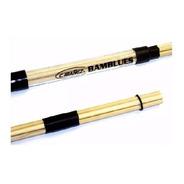 Baqueta Acústica Em Bambu Bamblues C. Ibanez Para Blues Par