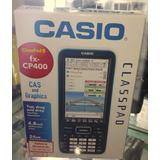 Calculadora Grafica Casio Classpad Il Fx Cp400 Nueva Sellada