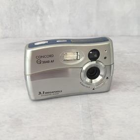 Câmera Digital Concord Eye-q 3040 Af - 3.1 Megapixels Antiga
