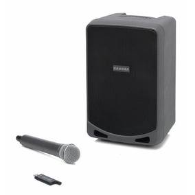 Xp106w Pa Portátil Rec Sist Inalámbrico Bluetooth Samsontech
