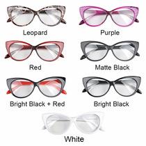 Armação Óculos De Grau - Gatinho Cat Retrô Fashion