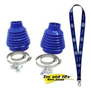Coifa Cambio Silicone Empi Fusca Azul (par)