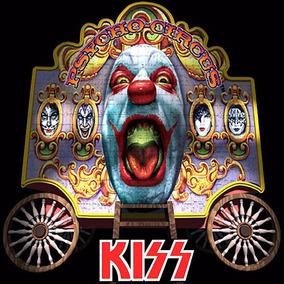 Kiss Psycho Circus Cd Nuevo Importado En Stock