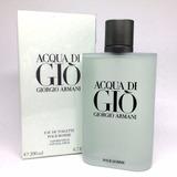 Acqua Di Gio Homme 200ml Masculino | Lacrado E 100% Original