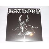 Bathory Bathory Lp Vinyl Black Metal Suecia