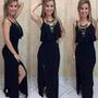 Vestido Na Promoção Babado Longo !!!!