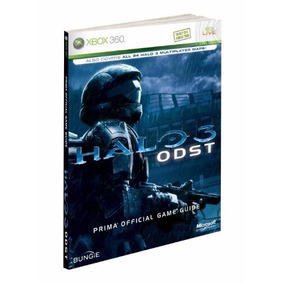 Halo 3 Odst : Prima Official Game Guide , 320 Páginas , Guía