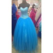 Vestidos De 15 Años Corte Princesa Ahra