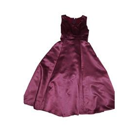 Hermoso Vestido De Fiesta Para Niña Tala 7/ 8 Años