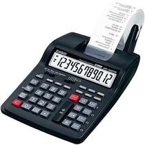 Calculadora Mesa Casio Bobina Impressão 12dig Hr100 Hr-100