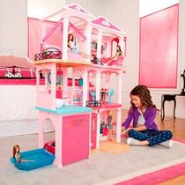 Casa Dos Sonhos Barbie Dreamhouse Barbie Casa Real C