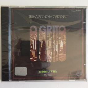 Cd O Grito Trilha Sonora Original (1975) Lacrado De Fábrica!
