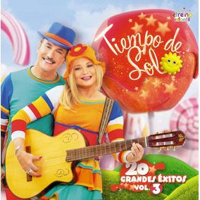 Cd Oficial Duo Tiempo Del Sol - 20 Grandes Exitos Vol. 3