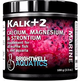 Suplemento Para Aquario Marinho.brightwell Kalk +2 100 Grs